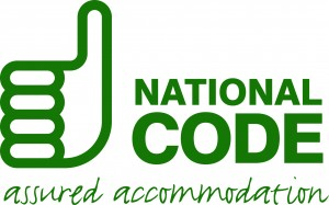 National Code - be assured logo